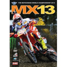 DVD Motocross WORLD CHAMPS 2013 (2 disc compilation)